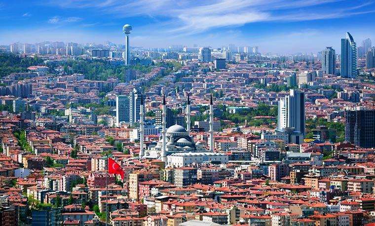 Лучшие города Турции: Анкара