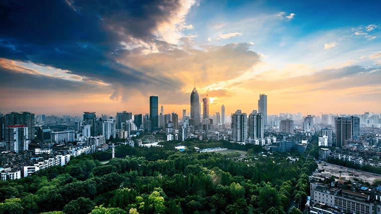 Лучшие города Китая: Ухань