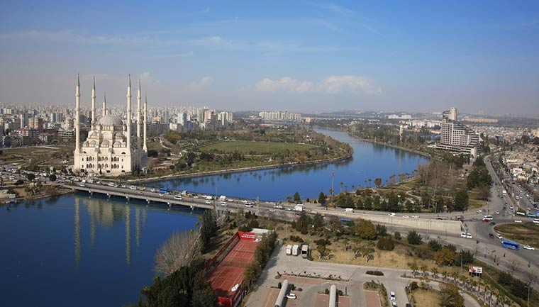 Лучшие города Турции: Адана