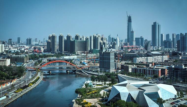 Лучшие города Китая: Тяньцзынь