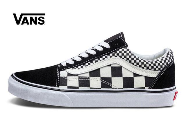 Лучшие фирмы обуви: Vans