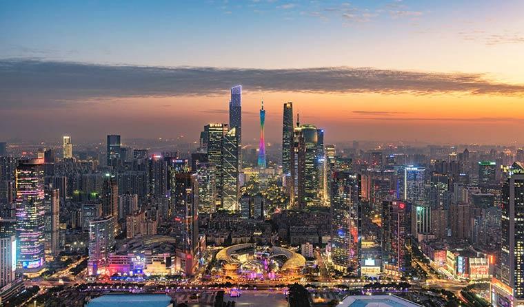 Лучшие города Китая: Гуанчжоу