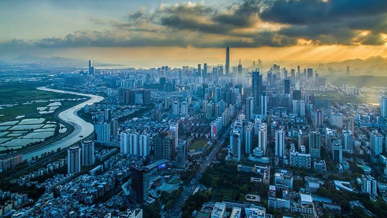 Лучшие города Китая: Шэньчжэнь