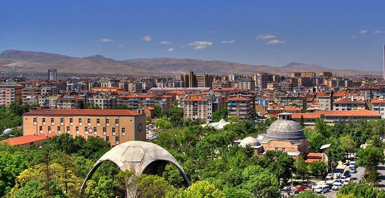 Лучшие города Турции: Конья