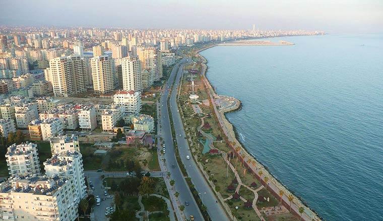 Лучшие города Турции: Мерсин