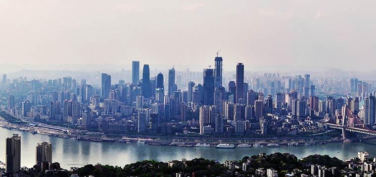 Лучшие города Китая: Чунцин