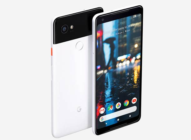 Смартфоны с отличной камерой: Google Pixel 2
