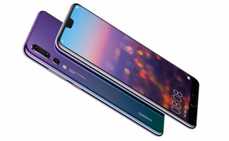 Смартфоны с отличной камерой: Huawei P20 Pro