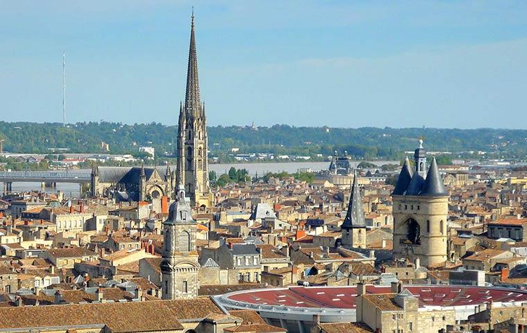 Самые красивые города Франции