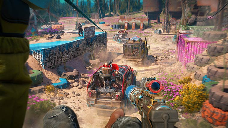 Рейтинг игр на PC 2019 года