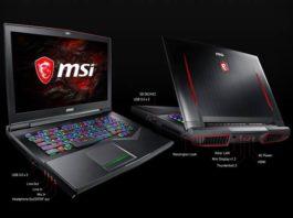 MSI GT75 Titan 9SG