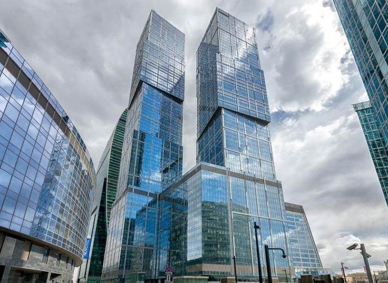 Самые высокие здания России