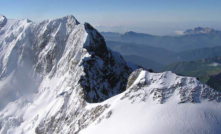 Самые высокие горы России