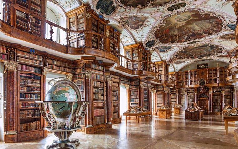 biblioteka-monastyrya-svyatogo-galla