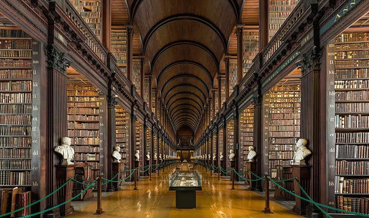 biblioteka-triniti-kolledzha