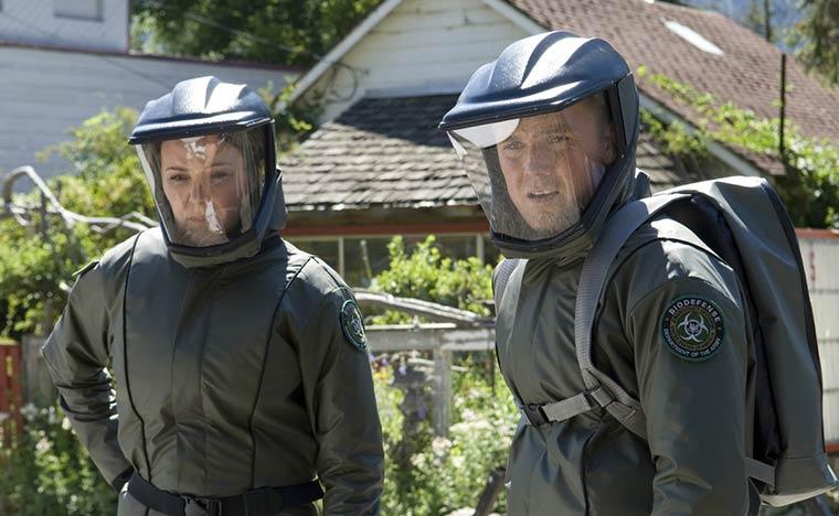 Лучшие фильмы про вирусы и эпидемии - Топ-13