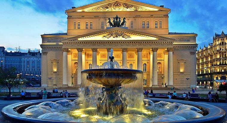 Лучшие места Москвы
