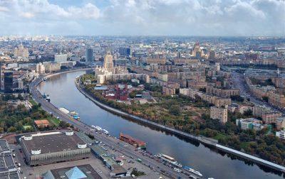 Самые крупные города России по численности