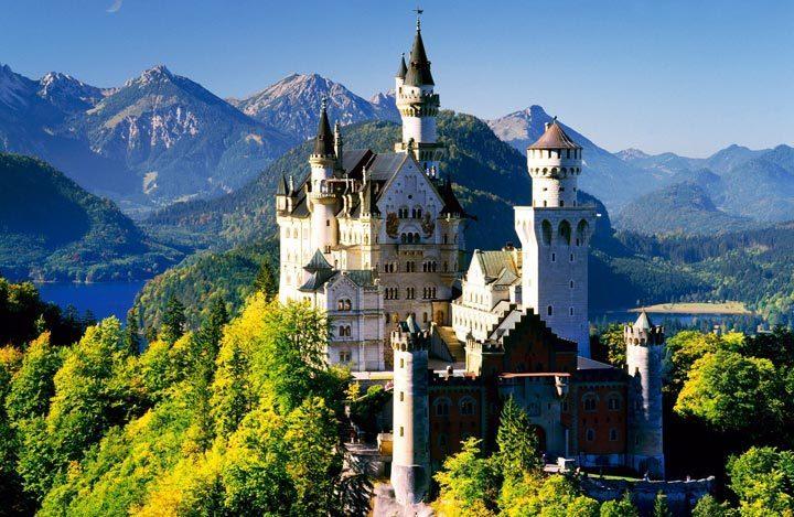 Самый красивый замок в мире
