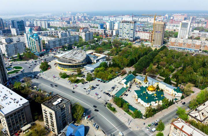 Самые крупные города России