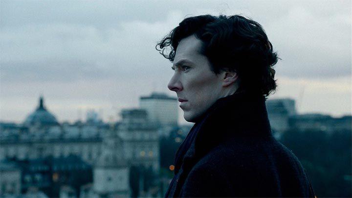Топ 10 лучших сериалов: Шерлок