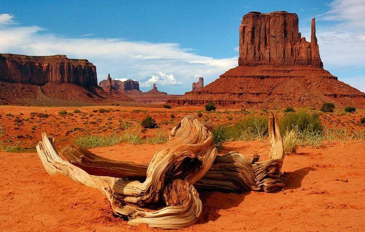 Самые красивые места на планете: Долина Монументов