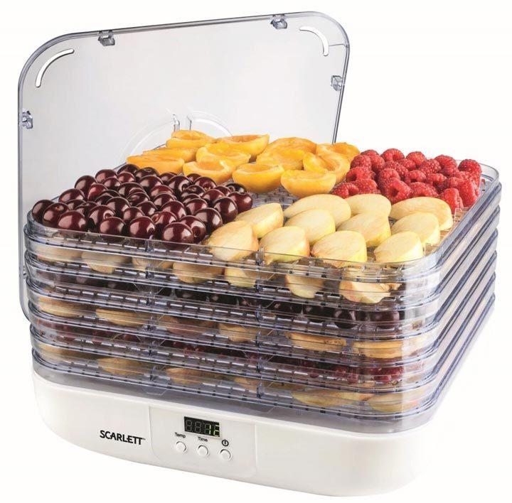рейтинг лучших сушилок для овощей и фруктов