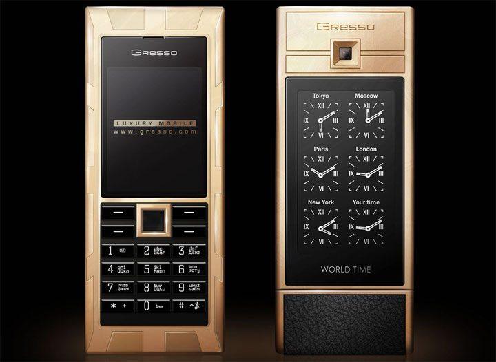 Рейтинг самых дорогих телефонов в мире