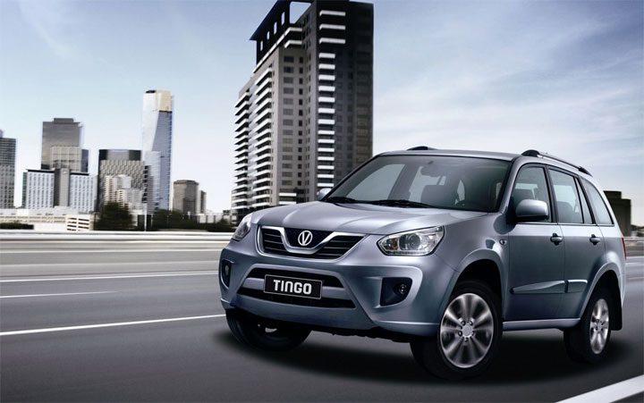 Рейтинг китайских автомобилей