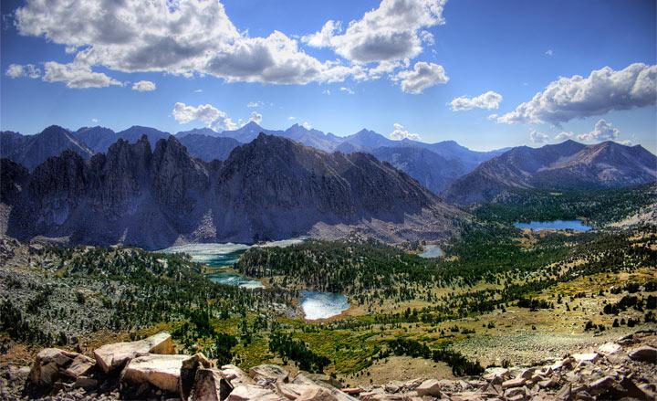 Самые красивые горы в мире