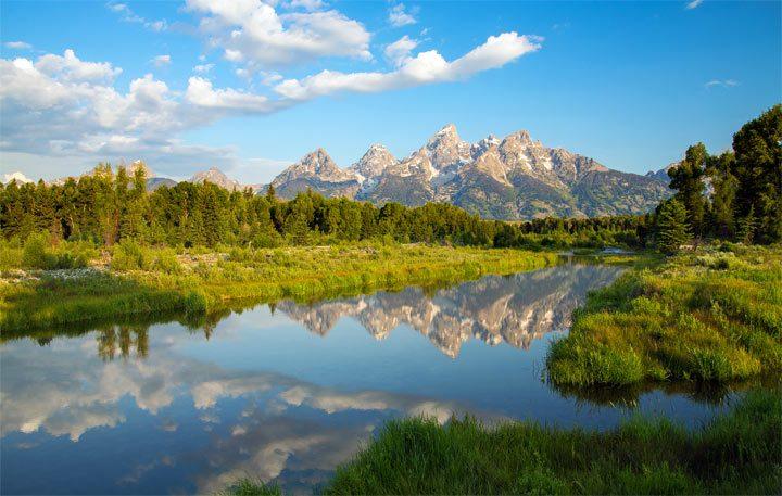 Самые красивые горы: Титон