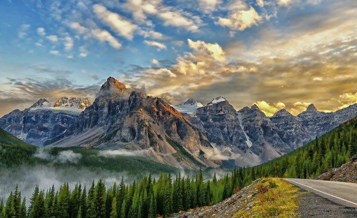 Самые красивые природные заповедники в мире