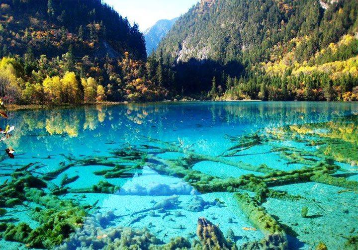 Самые красивые озера в мире - Топ 10