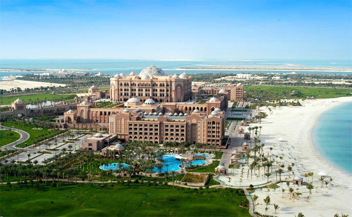 Рейтинг самых красивых отелей в мире