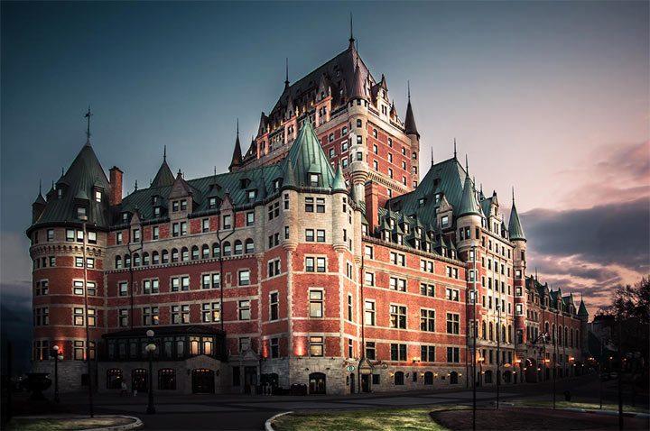 Самые красивые отели в мире - рейтинг