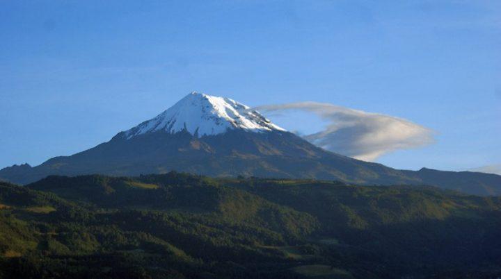 Самые высокие горы на планете