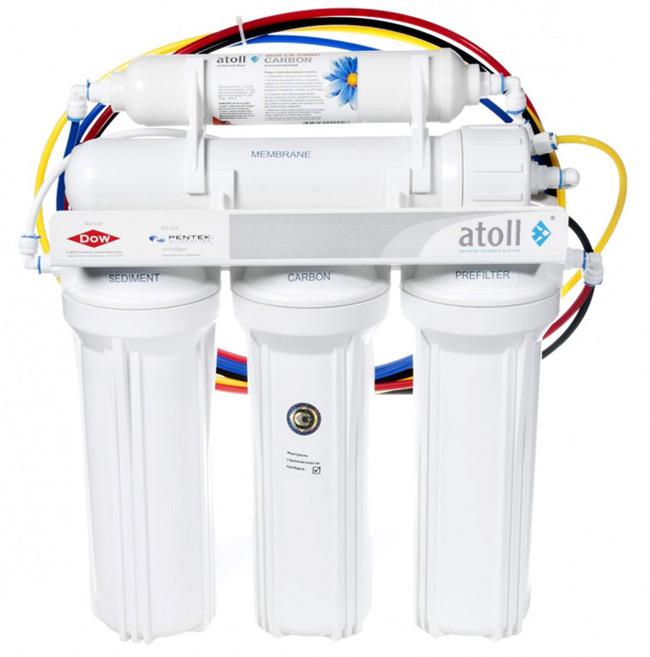 Топ 10 лучшие фильтры для воды под мойку - рейтинг