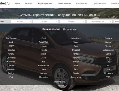 Лучшие сайты для продажи автомобилей в России