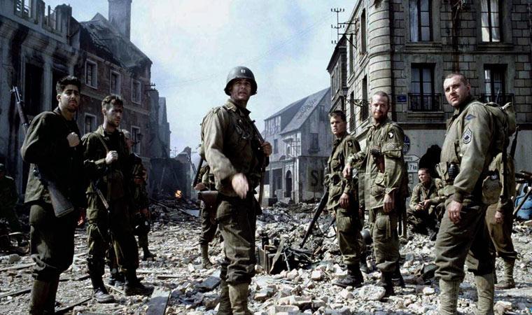 Топ 10 лучшие фильмы про войну