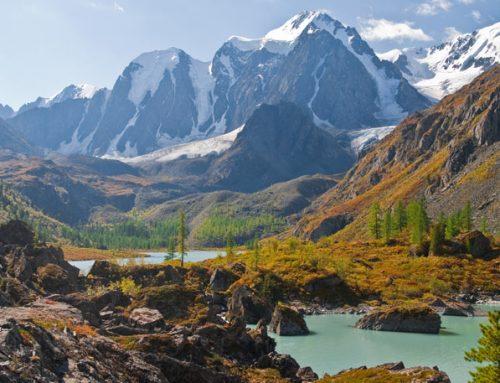 Топ 10 самые красивые места России