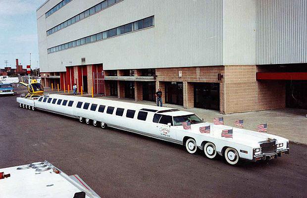 Самые большие машины в мире - топ 10