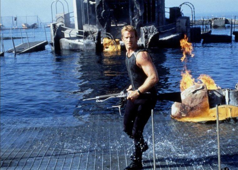 Топ 10 лучших фильмов про море