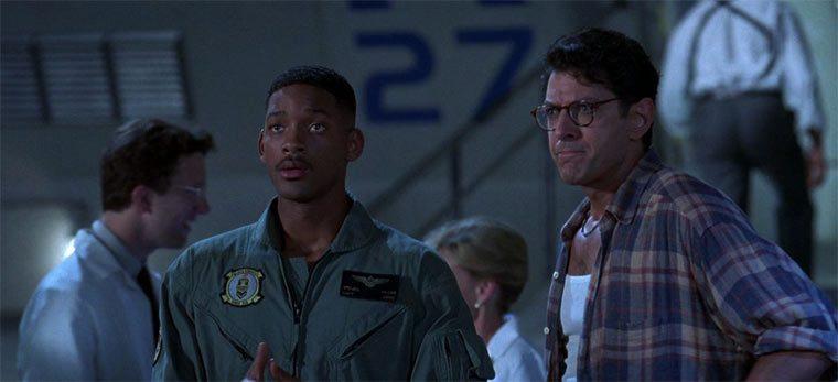 Хороший фильм про инопланетян: День независимости