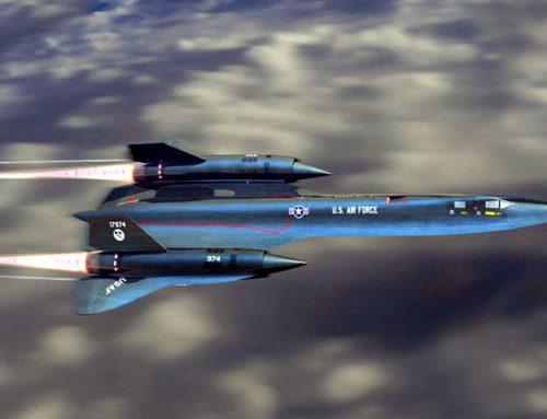 Самые быстрые самолеты в мире — топ 10