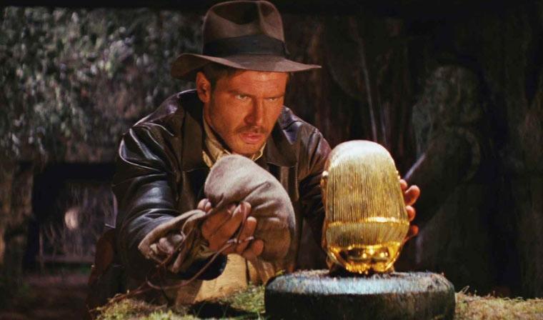 Топ 10 Лучшие фильмы про сокровища