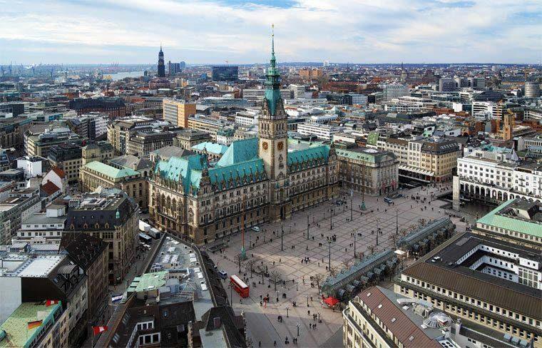 Самые крупные города Европы