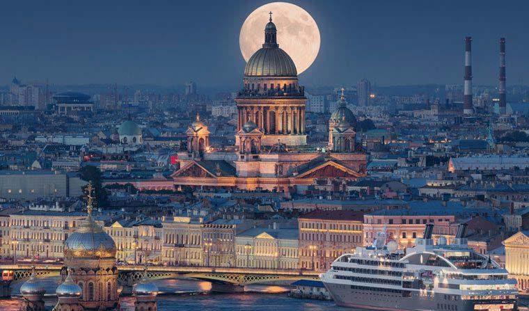 Красивейший город России