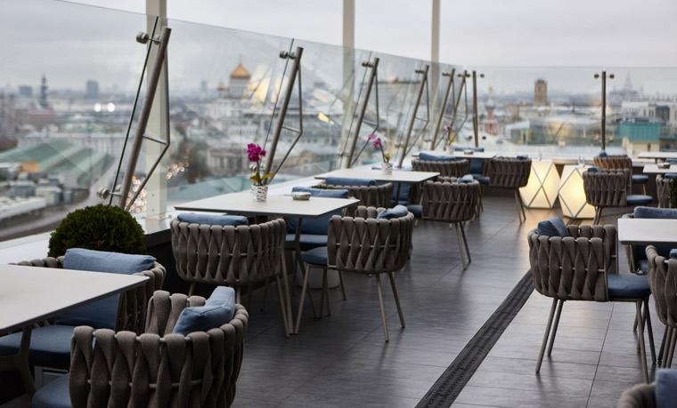 Топ 10 лучшие рестораны Москвы