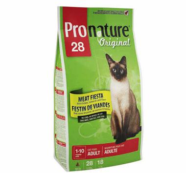 Лучшие корма для кошек