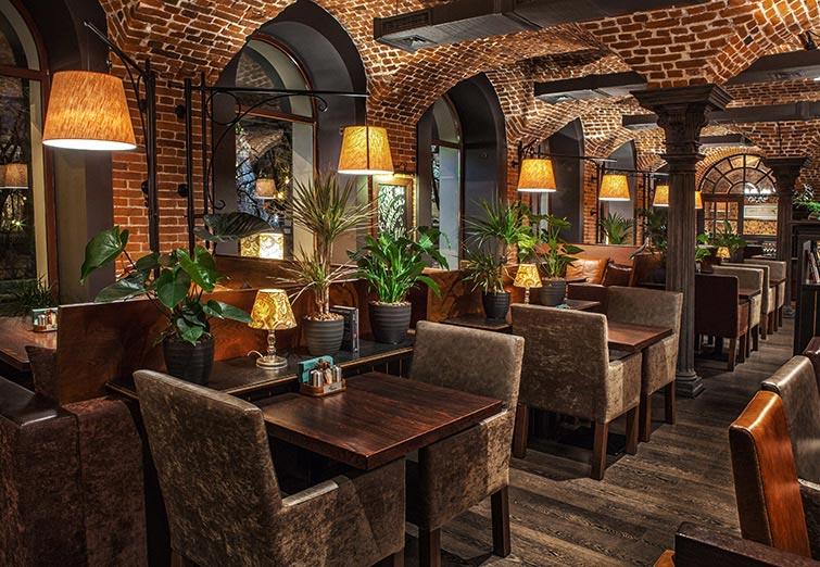 лучшие рестораны москвы для знакомств
